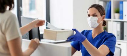 Atendimento em clínicas