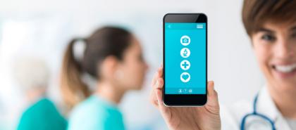 Aplicativos para consultórios médicos