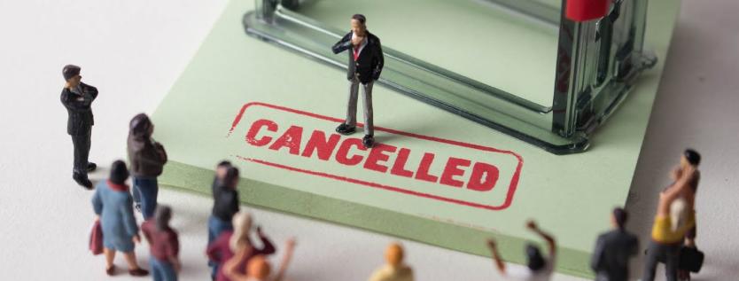 Marca cancelada
